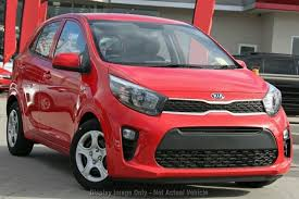 2018 kia picanto. perfect 2018 2018 kia picanto hatchback signal red large picture  on kia picanto