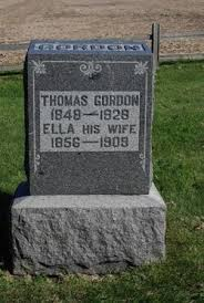 Ella Gordon (Stephens) (1856 - 1909) - Genealogy