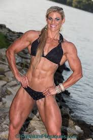 Women with muscles sex