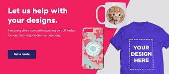 Make Own Merchandise Teespring