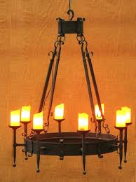 impressive pottery barn candle chandelier picture ideas