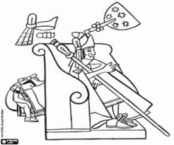 Small Picture Aztecs Aztec Empire coloring pages printable games