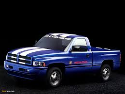 Ram Indy 500 Pace Truck 1996 wallpapers