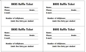 Template For A Raffle Ticket 40 Free Editable Raffle Movie Ticket Templates