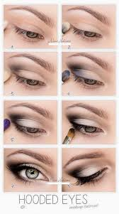 hooded eye tutorial hooded eye makeup tutorial easy makeup tutorial smoky eye tutorial