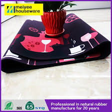 quality foot mat anti fatigue heat resistant