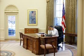 white house oval office desk. File:Barack Obama Working At His Desk In The Oval Office.jpg White House Office