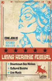 Latino Graphic Designers Latino Heritage Festival Ryan Ferguson Graphic Design