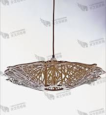 wooden chandeliers lighting. new creative wooden chandeliers factory direct specialty restaurant personality wood color seaweed chandelier lighting s