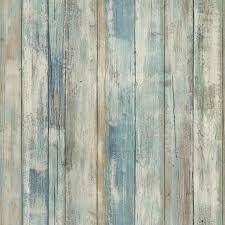 blue distressed barnwood plank wood