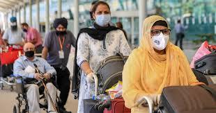 Coronavirus: RT-PCR tests made mandatory for passengers coming to India  from UK before flight ban