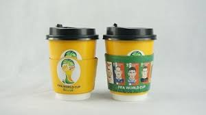 Cheap   oz paper cups Paper cups coffee and lids paper cups supplier manila logo printed  disposable paper coffee cups