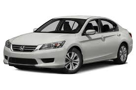 Honda Accord Lx Sedan Pricing And Options