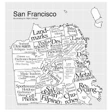 yelp office san francisco. Map Of San Francisco Yelp Office A