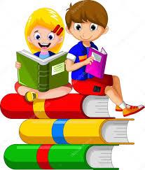 Resultado de imagen de dibujos de libros