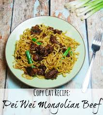 copy cat pei wei mongolian beef with noodles a super easy recipe that tastes just like the real thing the tiptoe fairy peiwei copycat