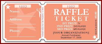 Sample Ticket Templates 40 Free Editable Raffle Movie Ticket
