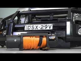 quick easy diy video on how to install a domin8r winch onto your quick easy diy video on how to install a domin8r winch onto your 4wd