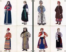 Бесплатные рефераты калуга народные костюмы Красивая одежда  Бесплатные рефераты калуга народные костюмы