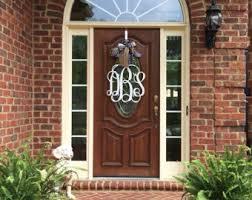 letters for front doorDoor Letter Designs  Monogram Letters For Front Door Front Door