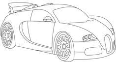 Small Picture Hot Wheels Bugatti Veyron Coloring Page Bugatti Pinterest