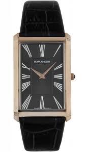 <b>Часы ROMANSON TL-0390 MR BK</b>