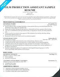 Television Production Engineer Resume Mechanical Engineering Resume