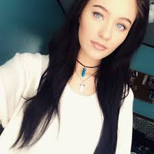 pretty s with black hair and blue eyes makeup for black hair blue eyes pale skin