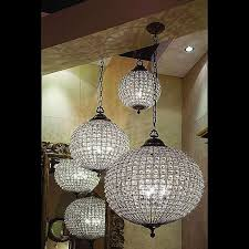shabby chic chandeliers uk lovely cognac antique brass crystal ball chandelier 3 sizes