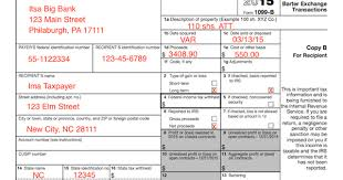 Loss And Profit Form Magnificent Understanding Your Tax Forms 48 48B Proceeds From Broker