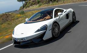 2017 McLaren 570GT First Drive – Review – Car and Driver