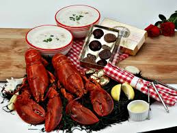 Romantic Lobster Dinner at Home