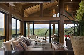 Mountain House By David Guerra Architecture And Interior - Mountain home interiors