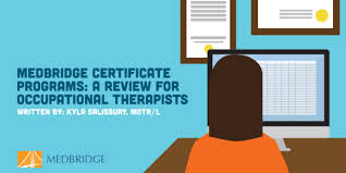 Medbridge Certificate Programs A Review For Occupational Therapists