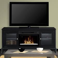 black electric fireplace entertainment center enterprise fireplace tv stand