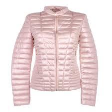 guess w83l15k7eu0 women s pink jacket loading zoom