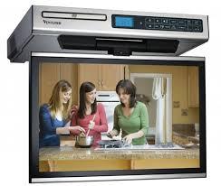 looking for the best small tv a kitchen venturer under kitchen cabinet