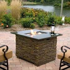 outside propane fire pits propane fire pit table with glass convex propane fire pit set