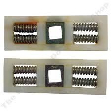 return spring cettes mechanism for upvc door handles