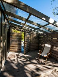 corrugated plastic roof ideas pictures remodel and decor clear pergola cover