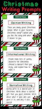 christmas writing prompts task cards christmas fun teaching great set of christmas writing prompts 8 fun writing prompts each for opinion informational