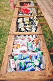 Wedding ideas for summer Pinterest Fun Beverage Holder Woman Getting Married 15 Summer Wedding Ideas Were Loving
