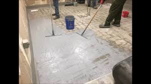 Tile For Restaurant Kitchen Floors Restaurant Kitchen Flooring Newark Nj Ewr Airport Youtube