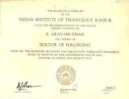 11 Free Printable Degree Certificates Templates Phd