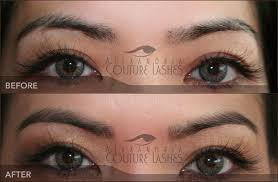 eyebrow shaping before and after. eyelash extension eyebrow shaping before and after