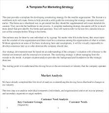 Printable Customer Needs Analysis Template Complaint Report Format ...