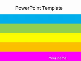 bold powerpoint templates bold colours powerpoint