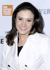 """Michelle Caruso-Cabrera attends a screening of """"The Beaver"""" at the Walter Reade Theater on May 4, 2011 in New York City. - Michelle%2BCaruso%2BCabrera%2BBeaver%2BNew%2BYork%2BScreening%2BIuMcBH3q3Byl"""