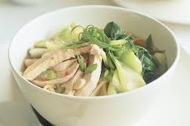 Asian chicken broth recipe