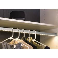 loox led closet organizer wardrobe kit
